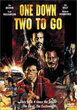One Down, Two To Go DVD Cover Art