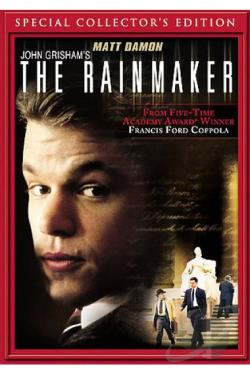 Rainmaker DVD Cover Art