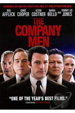 Company Men DVD Cover Art