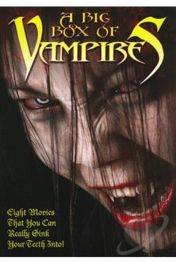 Big Box of Vampires DVD Cover Art