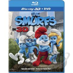 Smurfs BRAY Cover Art