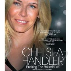 Chelsea Handler: Pushing The Boundaries - Unauthorized Documentary BRAY Cover Art