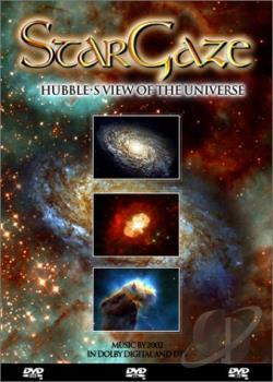 StarGaze: Hubble's View of the Universe DVD Cover Art