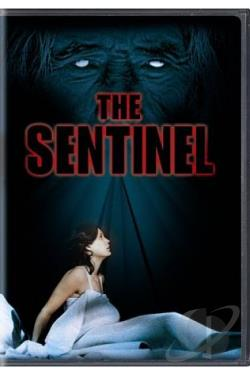 Sentinel DVD Cover Art