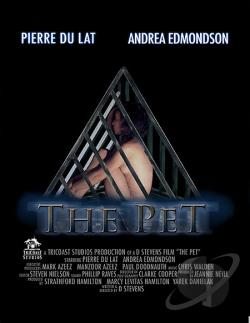 Pet DVD Cover Art
