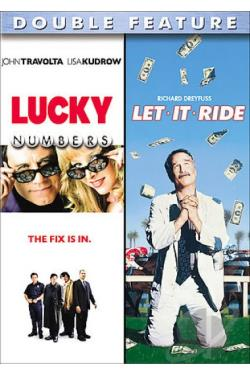 Lucky Numbers/ Let it Ride DVD Cover Art