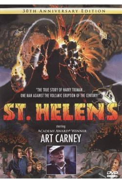 St. Helens DVD Cover Art