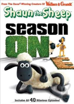 Shaun The Sheep - The Complete First Season DVD Cover Art