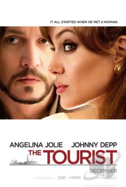 Tourist DVD Cover Art