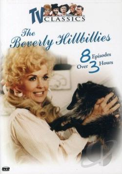 Beverly Hillbillies - TV Classics: Vol. 4 DVD Cover Art