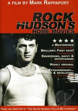 Rock Hudson's Home Movies DVD Cover Art