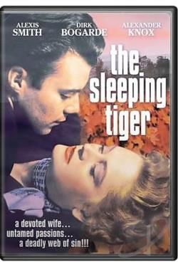Sleeping Tiger DVD Cover Art