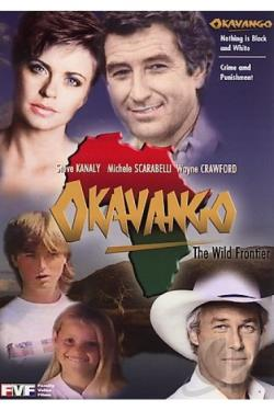 Okavango - Nothing Is Black And White/Crime And Punishment DVD Cover Art