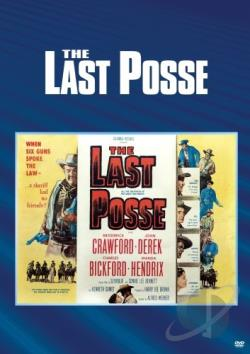 Last Posse DVD Cover Art