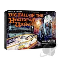 Fall Of The House Of Usher Steelbook BRAY Cover Art