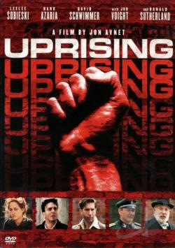 Uprising DVD Cover Art