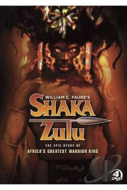 Shaka Zulu DVD Cover Art