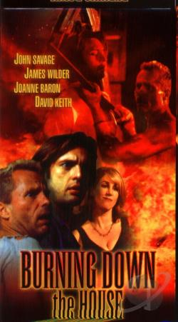 Burning Down the House DVD Cover Art