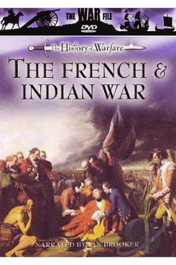 French & Indian War DVD Cover Art