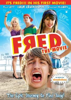 Fred: The Movie DVD Cover Art