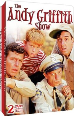 Andy Griffith Show DVD Cover Art