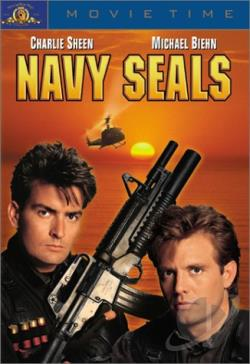 Navy Seals DVD Cover Art