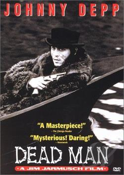 Dead Man DVD Cover Art