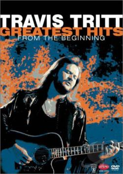 Travis Tritt's Greatest Hits - From the Beginning DVD Cover Art