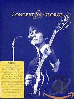 Concert for George DVD Cover Art