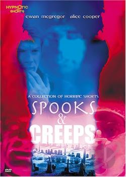 Spooks & Creeps DVD Cover Art