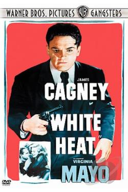 White Heat DVD Cover Art