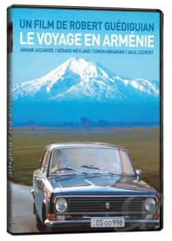 Journey to Armenia DVD Cover Art