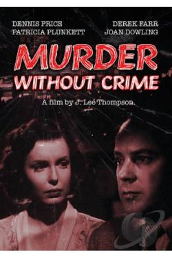 Murder Without Crime DVD Cover Art