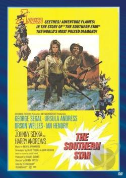Southern Star DVD Cover Art