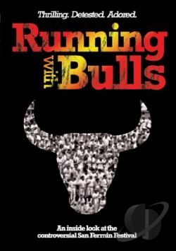 Running With Bulls DVD Cover Art