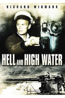 Hell and High Water DVD Cover Art