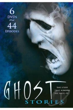 Ghost Stories DVD Cover Art