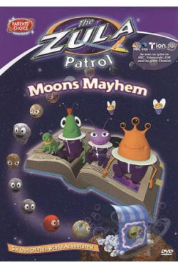 Zula Patrol: Moons Mayhem DVD Cover Art