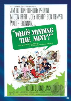 Who's Minding the Mint DVD Cover Art