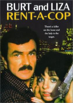 Rent-A-Cop DVD Cover Art