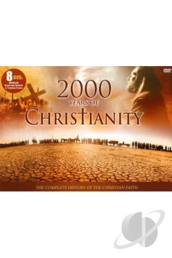 2000 Years of Christianity DVD Cover Art