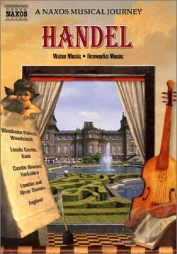 Naxos Musical Journey, A - Handel DVD Cover Art