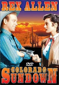 Colorado Sundown DVD Cover Art