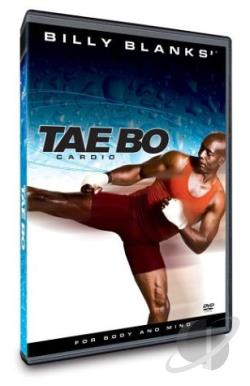 Billy Blanks - Tae Bo Cardio DVD Cover Art