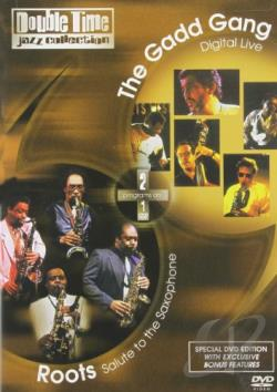 Double Time Jazz Collection - Volume 5 DVD Cover Art