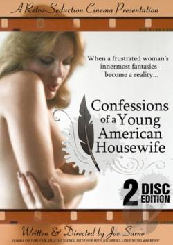 Confessions of a Young American Housewife DVD Cover Art