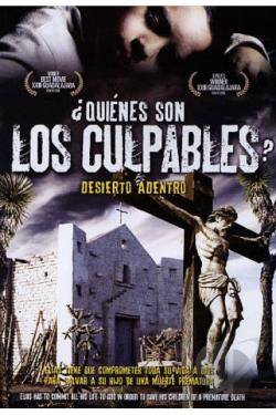 Quienes Son los Culpables DVD Cover Art