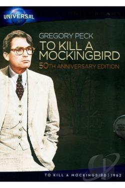 To Kill a Mockingbird DVD Cover Art