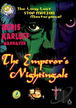 Cartoon Crazys: Emperor's Nightingale DVD Cover Art