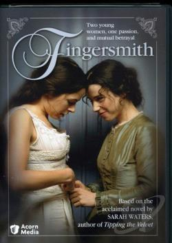 Fingersmith DVD Cover Art